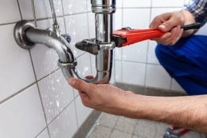 prevent plumbing leaks to protect your property