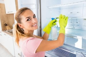 DIY cleaning supplies save money