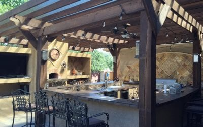 5 Ideas for Creating an Outdoor Kitchen