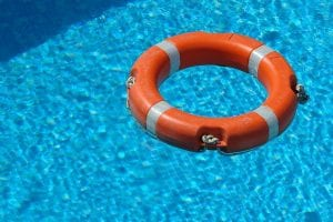 practice swimming pool safety this summer